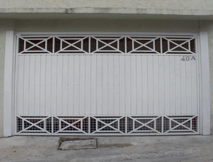 NPA 069 – Portão de Aço Lambril