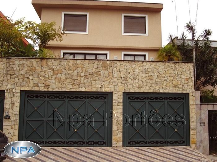 Portão de Chapa – NPA 092