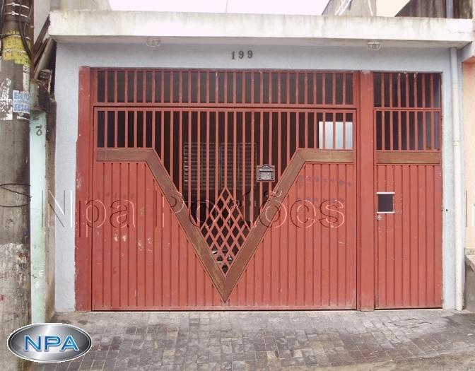 NPA 063 – Portão de Aço Lambril