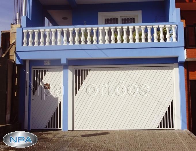 NPA 068 – Portão de Aço Lambril