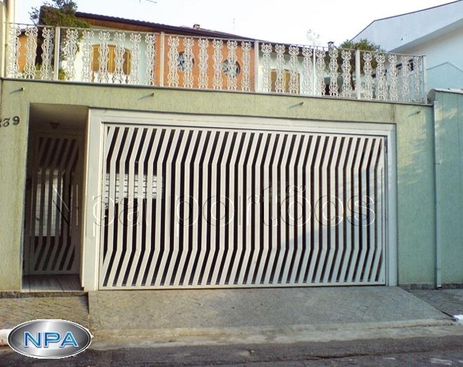 Portão de Chapa – NPA 087