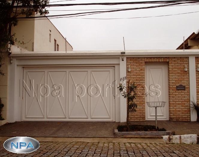 Portão de Chapa – NPA 103