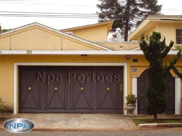 Portão de Chapa – NPA 104