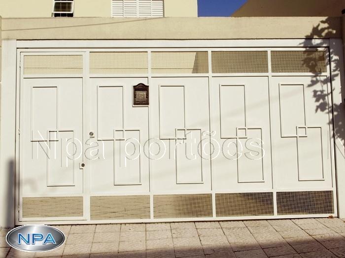 Portão de Chapa – NPA 106
