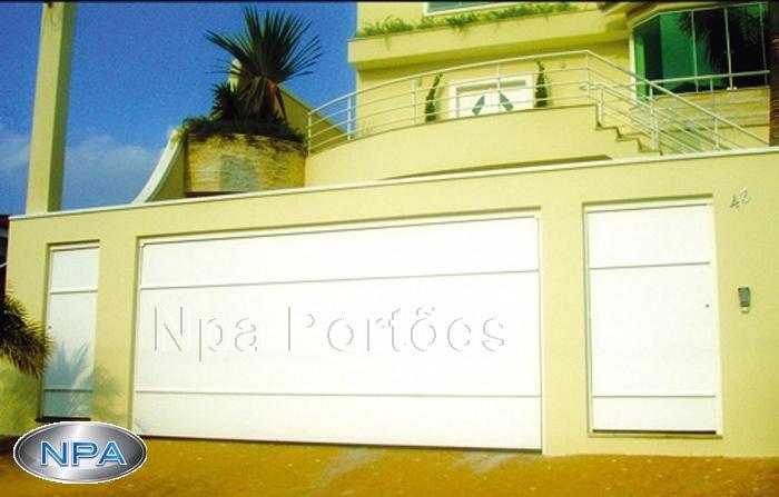 Portão de Chapa – NPA 089