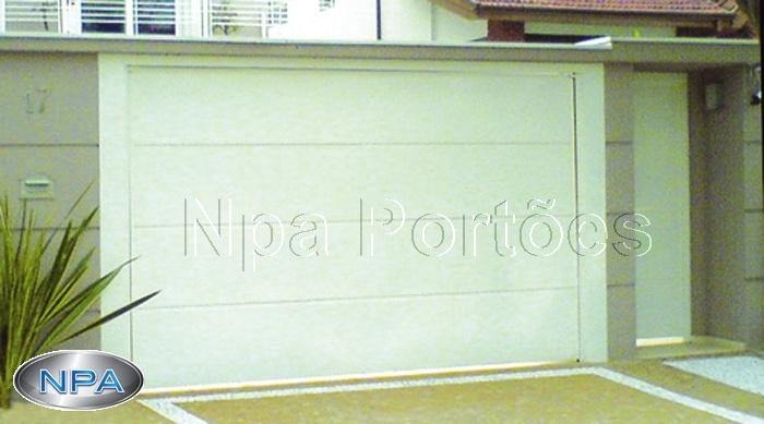 Portão de Chapa – NPA 090