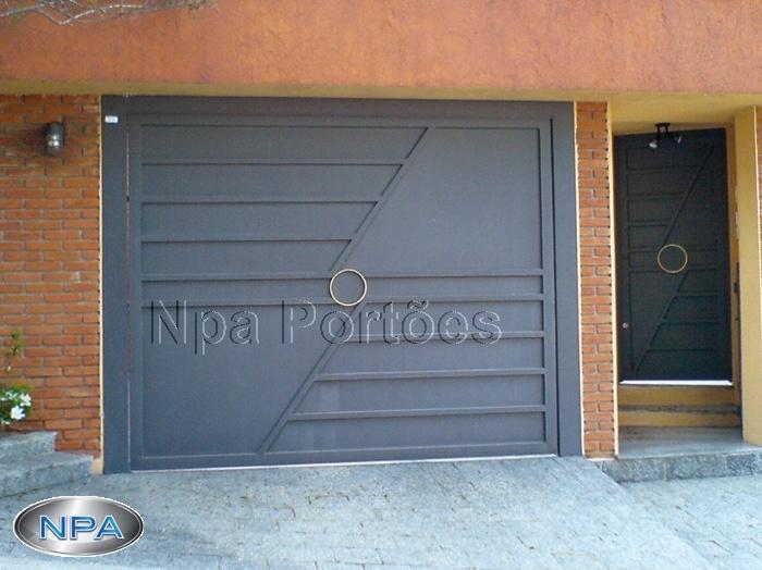 Portão de Chapa – NPA 091