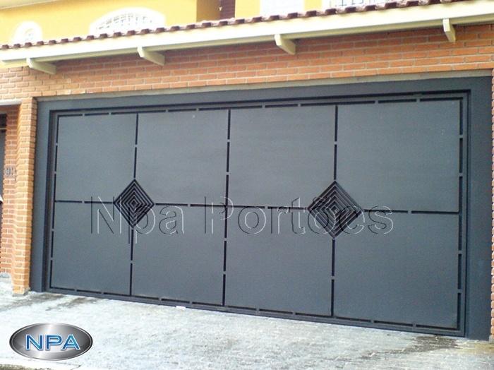 Portão de Chapa – NPA 093
