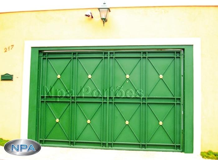 Portão de Chapa – NPA 094