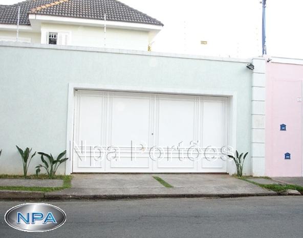 Portão de Chapa – NPA 096
