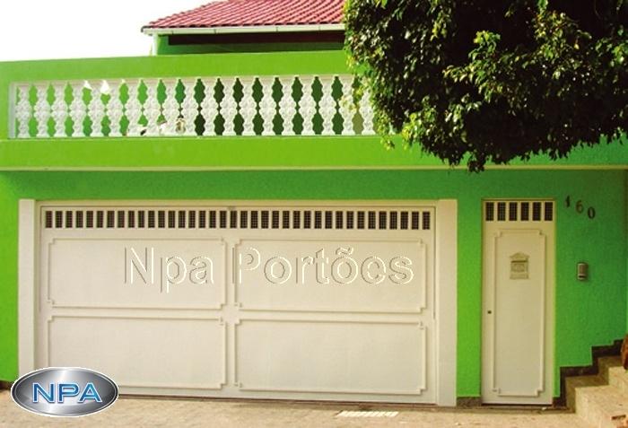 Portão de Chapa – NPA 097