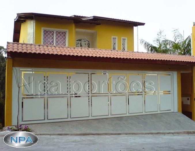 Portão de Chapa – NPA 098