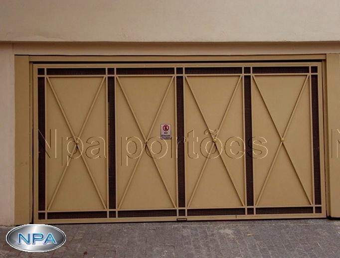 Portão de Chapa – NPA 099