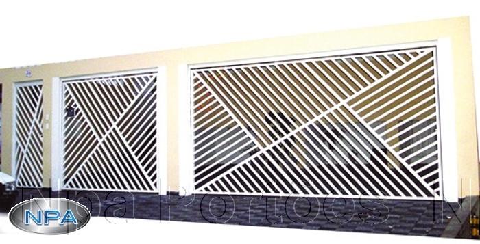 NPA 039 – Portão de Tubo