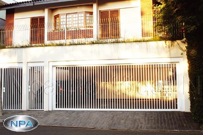 NPA 040 – Portão de Tubo