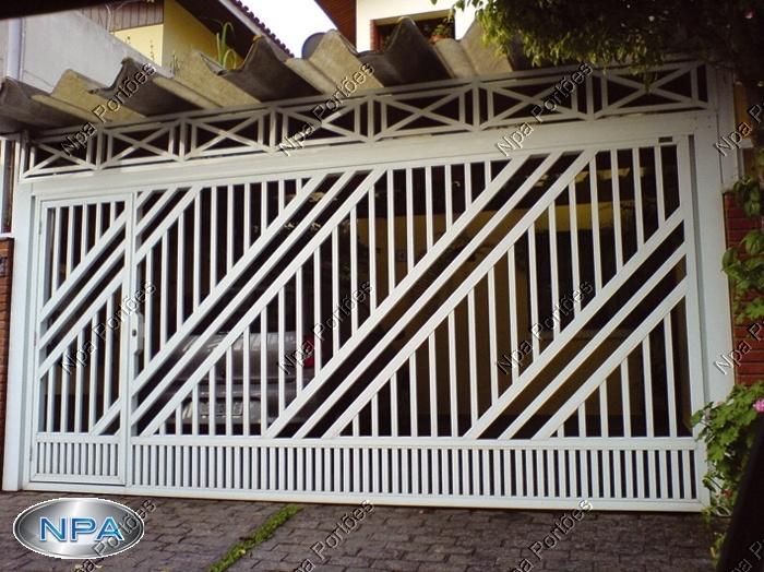 NPA 045 – Portão de Tubo