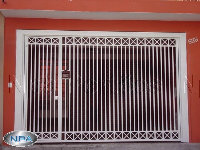 NPA 046 – Portão de Tubo
