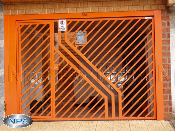 NPA 048 – Portão de Tubo