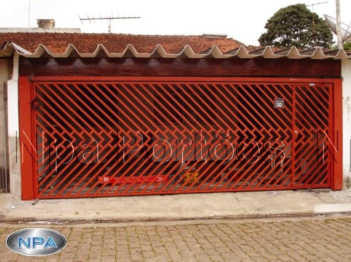 NPA 050 – Portão de Tubo