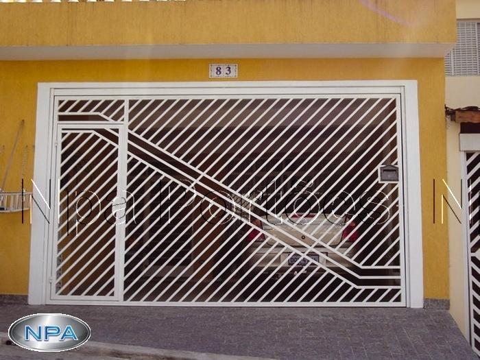 NPA 052 – Portão de Tubo