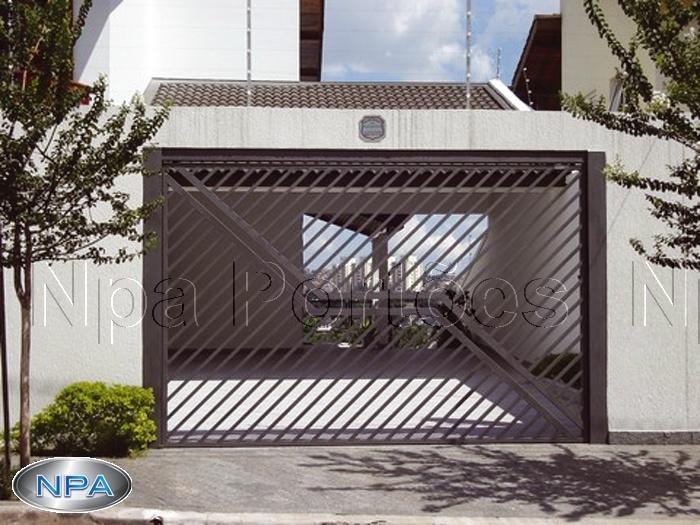 NPA 054 – Portão de Tubo
