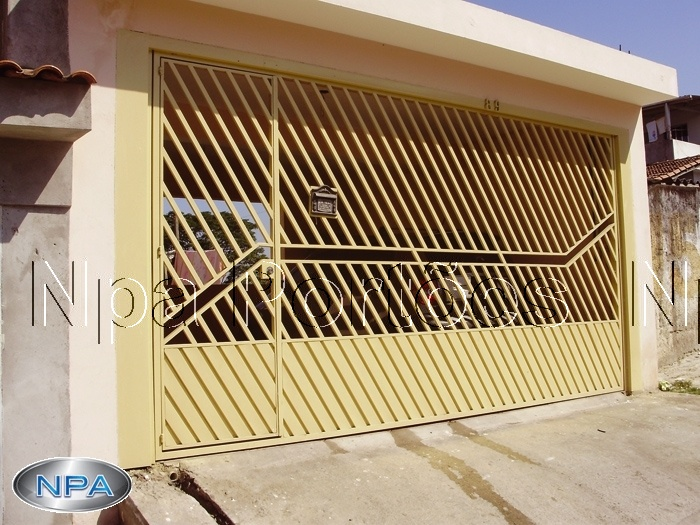 NPA 055 – Portão de Tubo