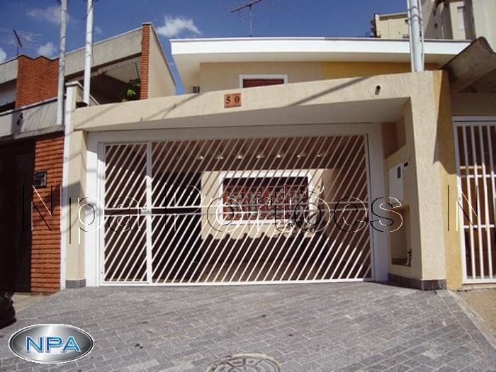 NPA 056 – Portão de Tubo