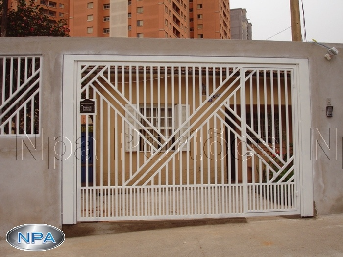 NPA 057 – Portão de Tubo