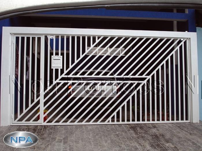 NPA 058 – Portão de Tubo