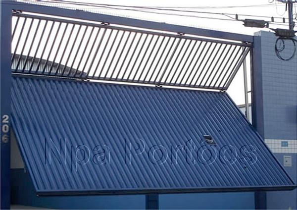 Portão Industrial – NPA 117