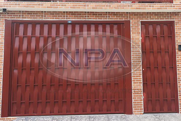 Portão de Chapa – NPA 130