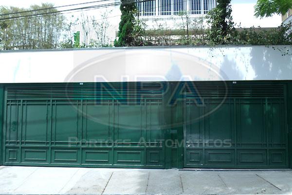 Portão de Chapa – NPA 131
