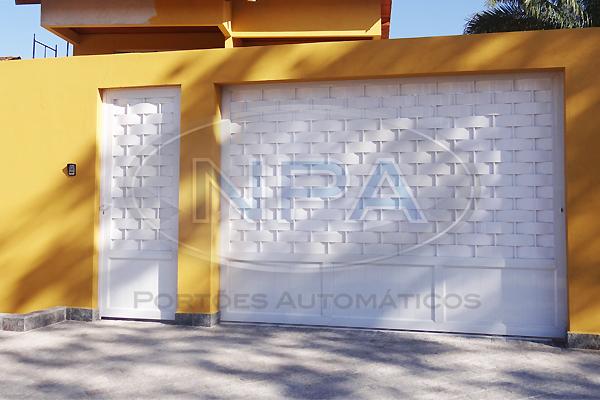 Portão de Chapa – NPA 151