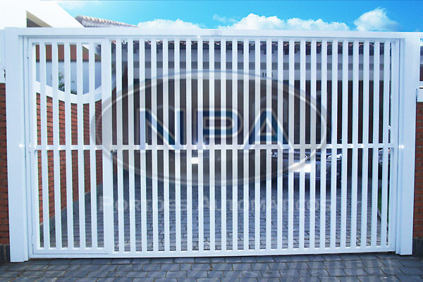 Portão de Alumínio – NPA 154