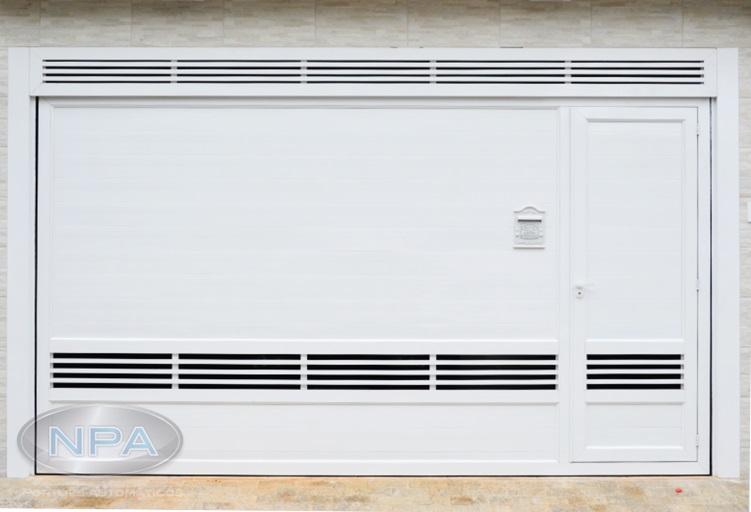 Portão de Alumínio – NPA 126