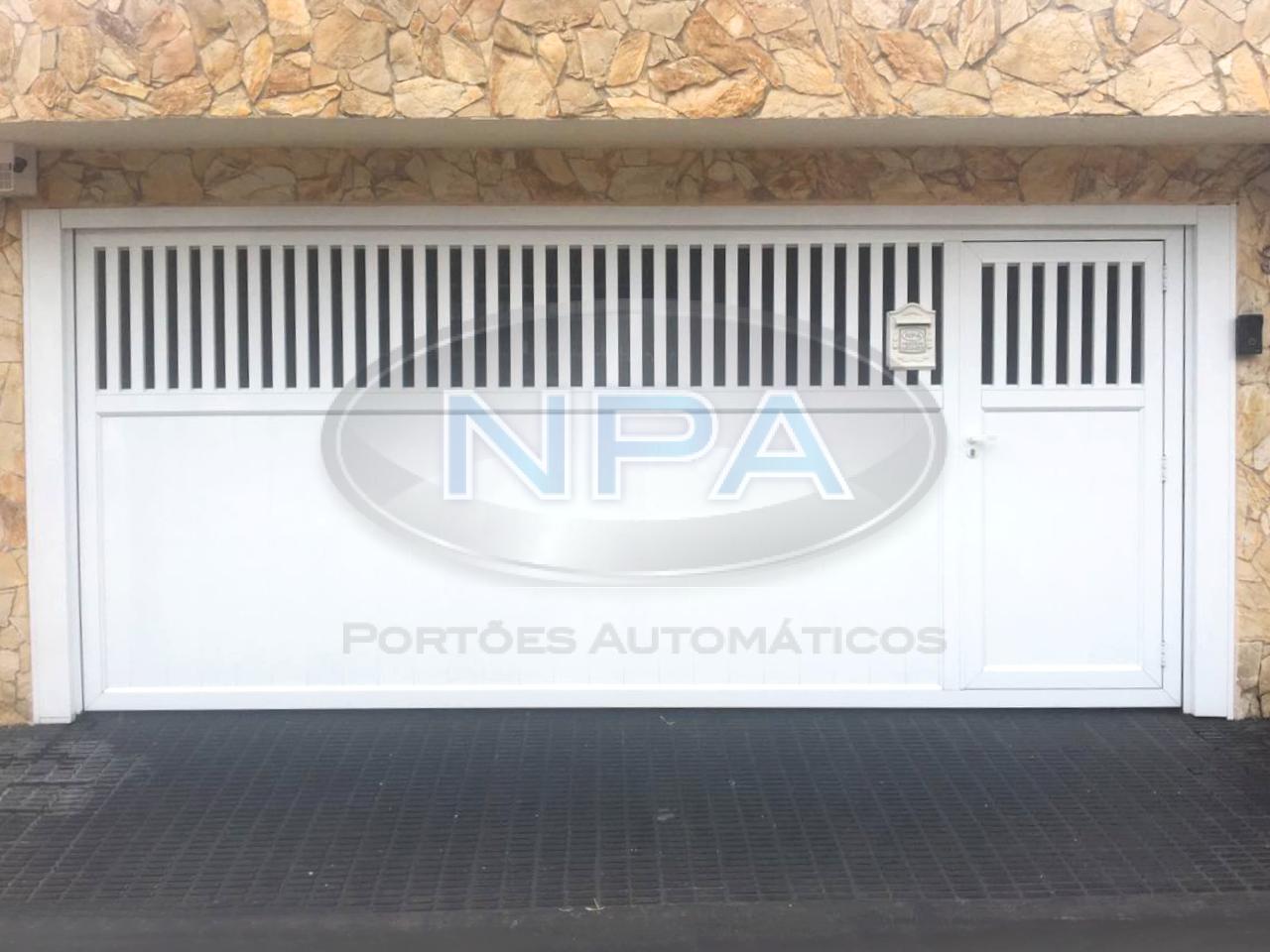 Portão de Alumínio – NPA 157