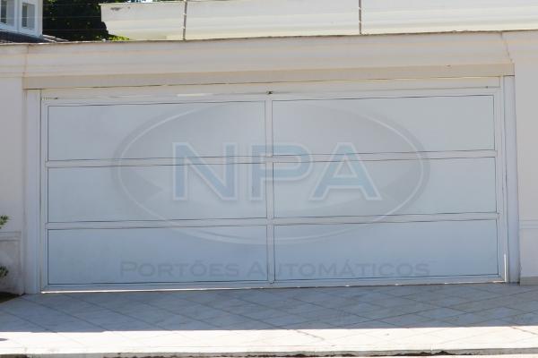 Portão de Chapa – NPA 179