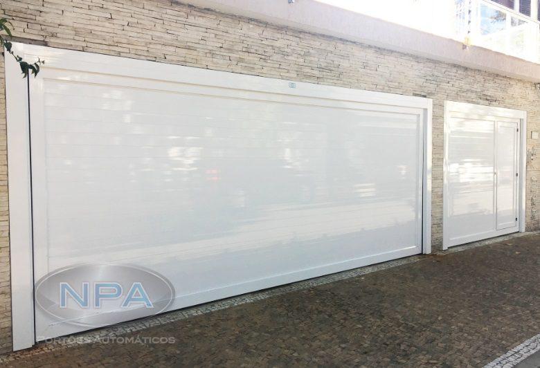 Portão de Alumínio – NPA 118